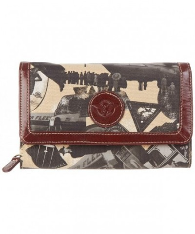 Sydney Love Going Places Wallet