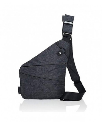 Sling Backpack Polyester Crossbody Shoulder