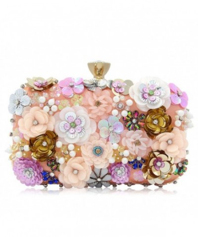 Milisente Clutches Colorful Evening Sequins
