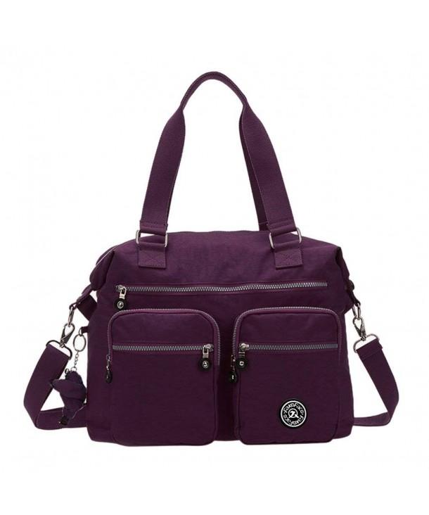 Weekend Waterproof Crossbody Shoulder Handbag