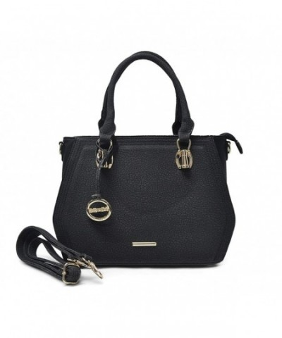 Sorrentino Womens Handbag Petite Satchel