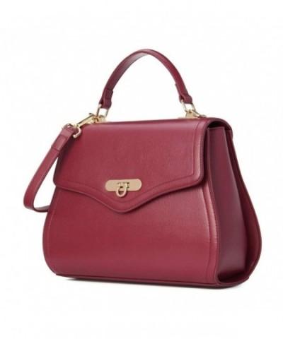 Kadell Leather Handbag Handle Removable
