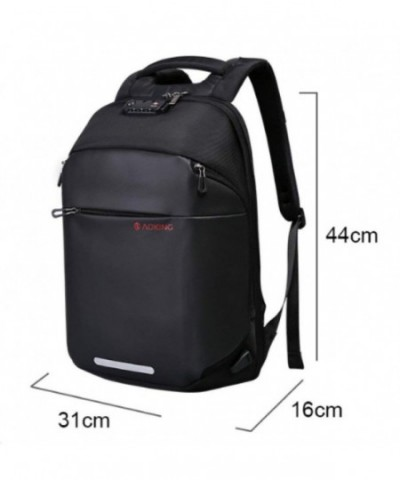 Backpack Casual Lightweight Resistant Laptop