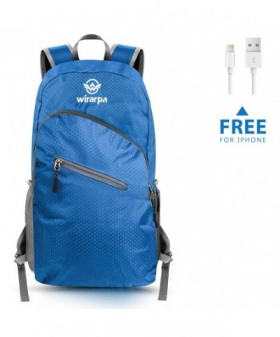 Wirarpa Foldable Backpack Lightweight Resistant