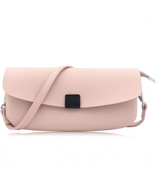 Leather Clutches Crossbody Handbags Shoulder