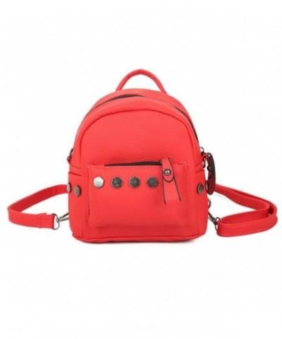 Women Shoulder Elaco Backpack Leather
