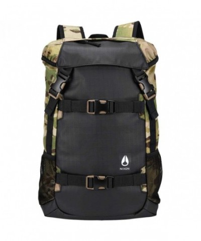 Nixon Small Landlock Backpack Multicam