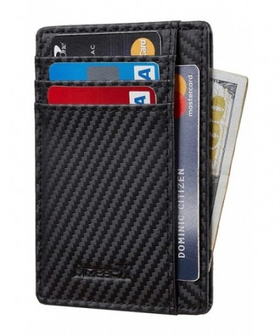 SimpacX Wallet Pocket Minimalist Secure