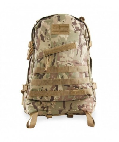 Highland Tactical Stealth Heavy Backpack