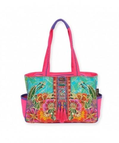 Laurel Burch Flora Medium Handbag
