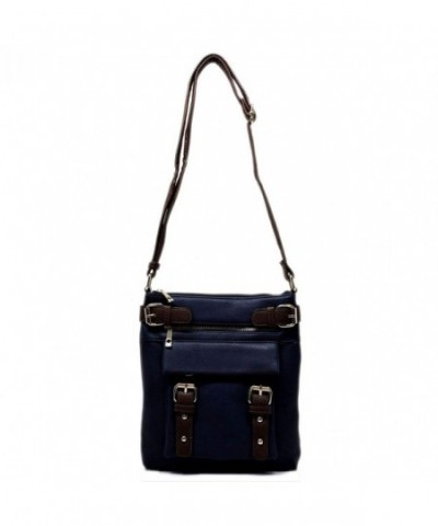 Emperia Outfitters Toned Concealed Crossbody