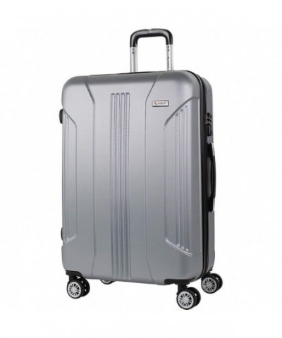 Expandable Hardside Checked Spinner Luggage