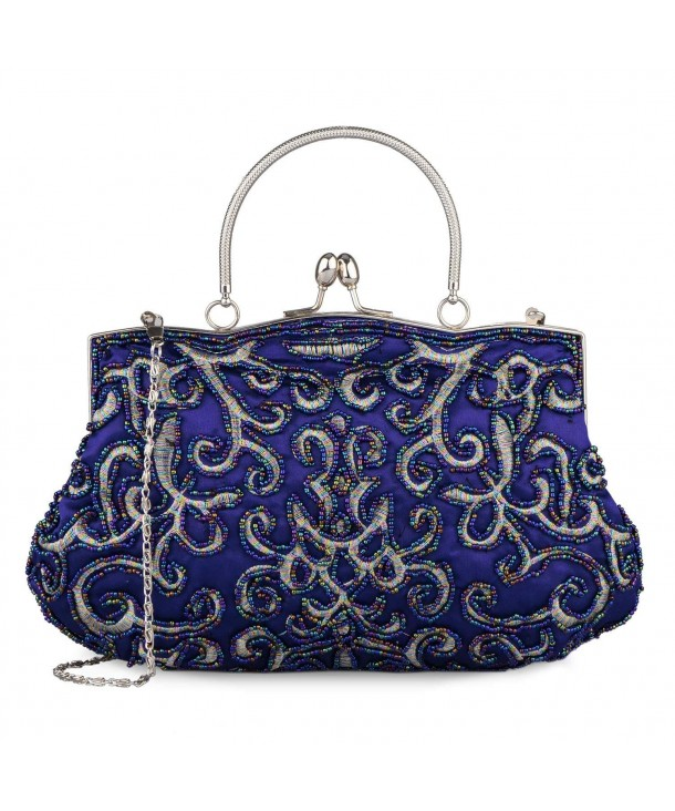 Baglamor Handbag Vintage Temperament Embroidery