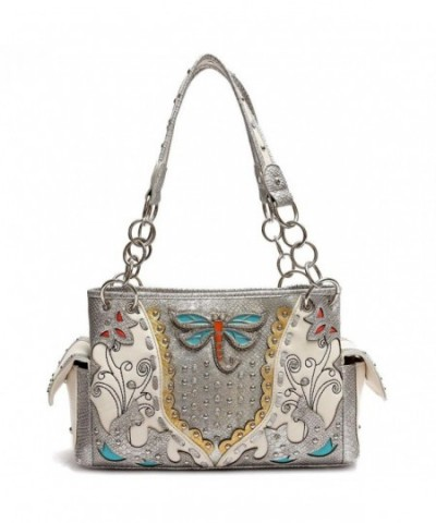 Western Dragonfly Collection WDRS8469 Purse