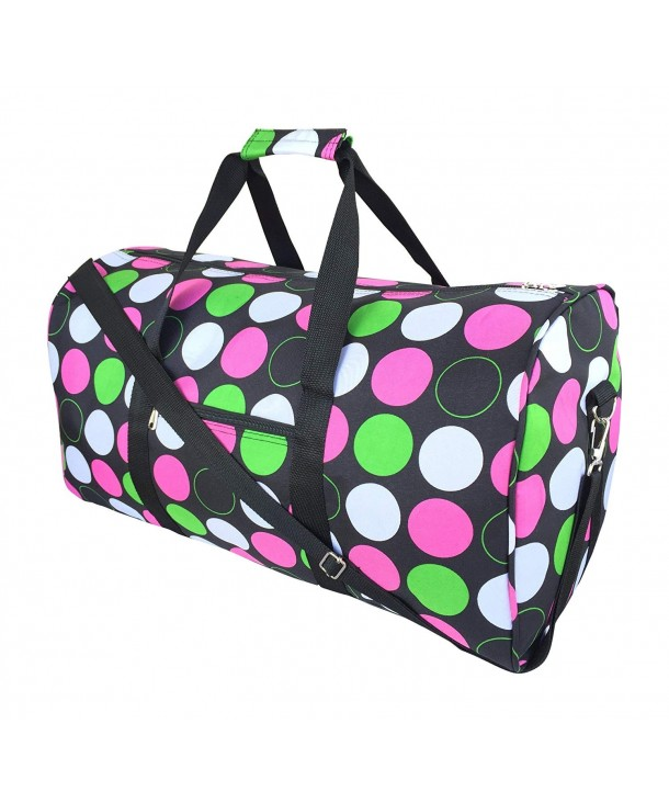 Fashion Travel Cheer Duffle White