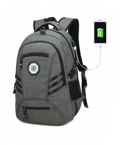 Backpack Charging Computer Rucksack Notebook
