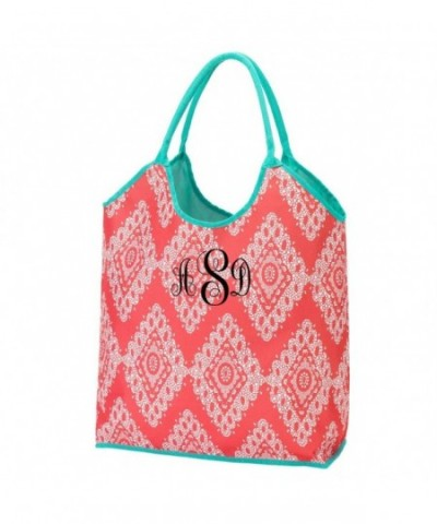 Fashion Print Water Resistant Monogrammed