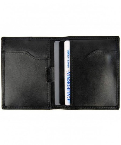 Minimalist Western Wallets Pocket Leather