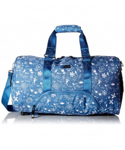Aftergen Duffel Weekender Compartment Flower