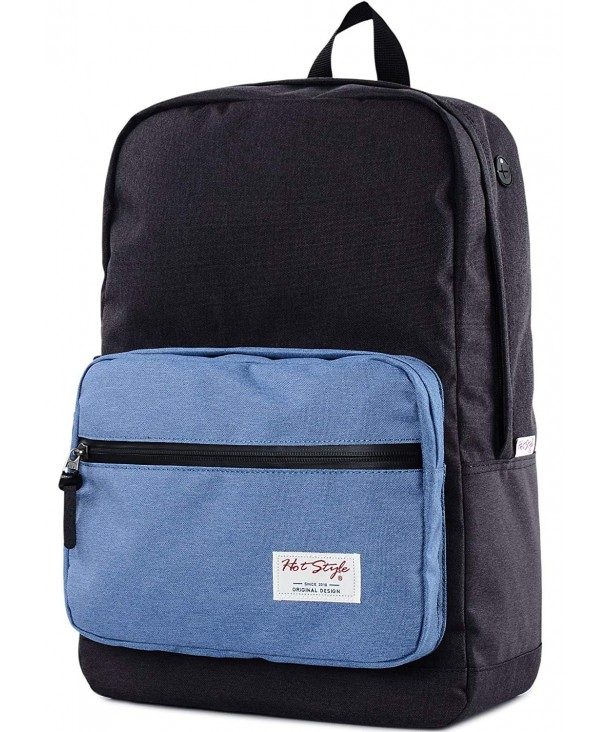 hotstyle Vintage College Backpack 15 6 inch