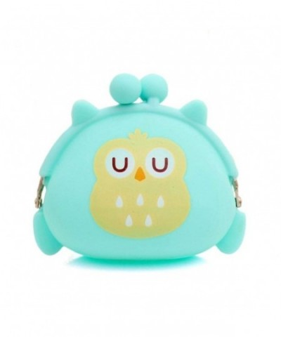 Leoy88 Women Silicone Wallet Lovely