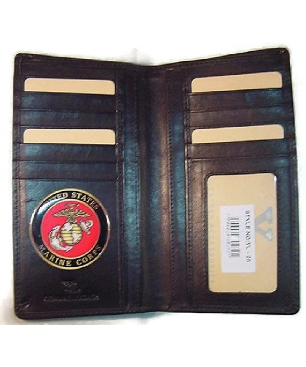 MARINE CORPS VERTICAL CREDIT WALLET