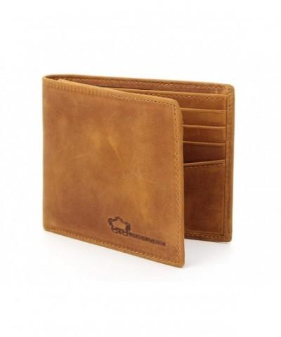 Wardeindesign Leather Wallet Designer engraved