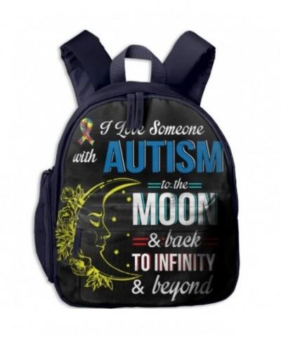 Autism Classic Backpack Bookbag Schoolbag