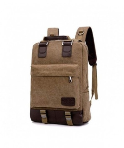 Vintage Classic Backpack College Notebook