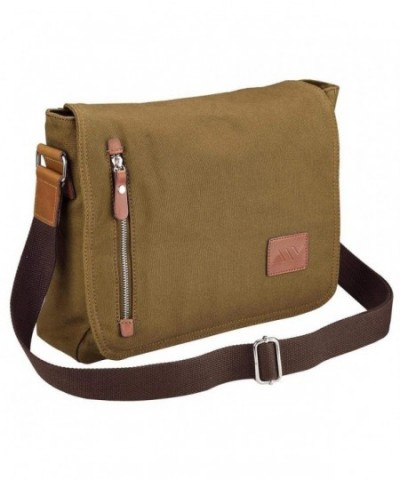 AW Vintage Schoolbag Shoulder Messenger