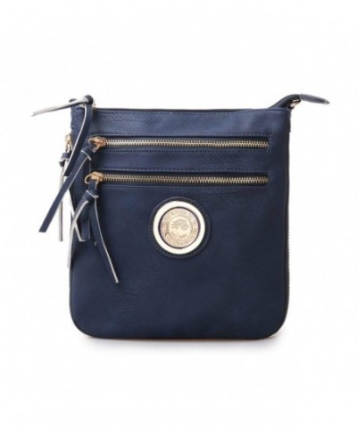 Crossbody Bag Multiple Adjustable Shoulder