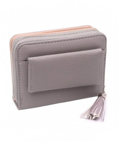 AISIKA Womens Wallet Blocking Leather