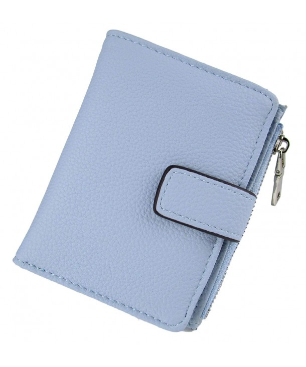 Nawoshow Wallet Leather Organizer Closure