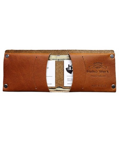 Helko Werk Frontier Collection Leather