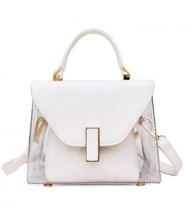 Mily Summer Handbag Transparent Shoulder