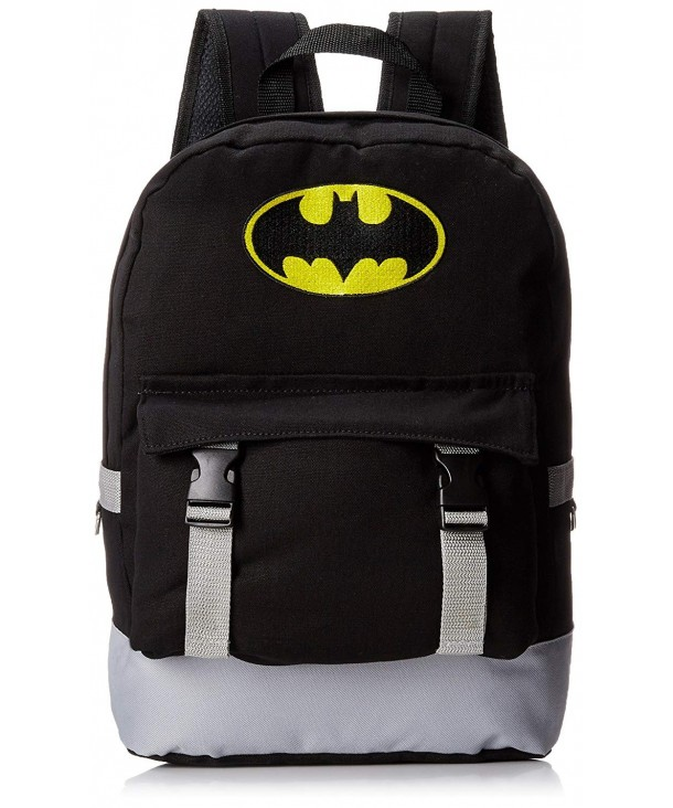 Batman Rucksack Backpack Distressed Screen