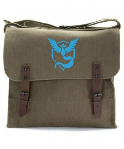 MYSTIC Heavyweight Canvas Medic Shoulder