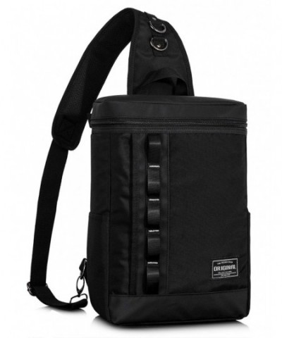 Leaper Water Resistant Messenger Shoulder Satchel