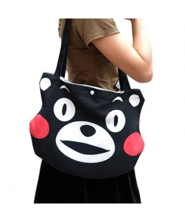 GK Shoulder Messenger Shopping Backpack
