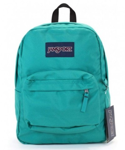 Jansport Superbreak Backpack spanish teal