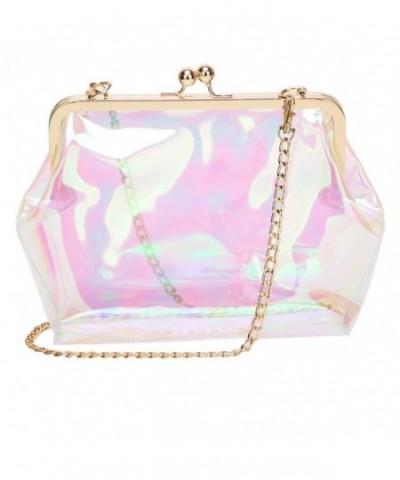 Sherry Transparent Shoulder Handbags Crossbody