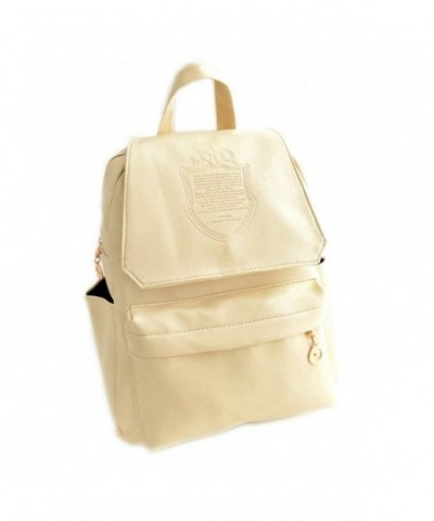 Catkit Vintage Shield Shoulder Backpack