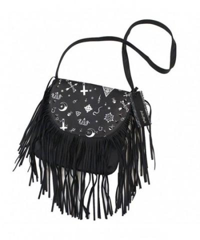 Sullen Womens Leather Shoulder Handbag