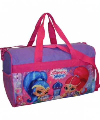 Nickelodeon Shimmer Shine Carry Duffel