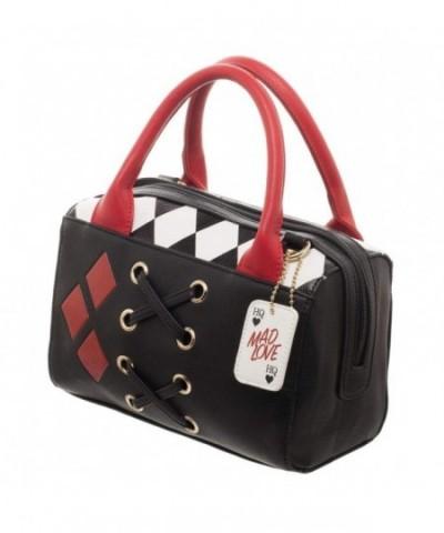 Haryley Quinn Diamond Satchel Handbag