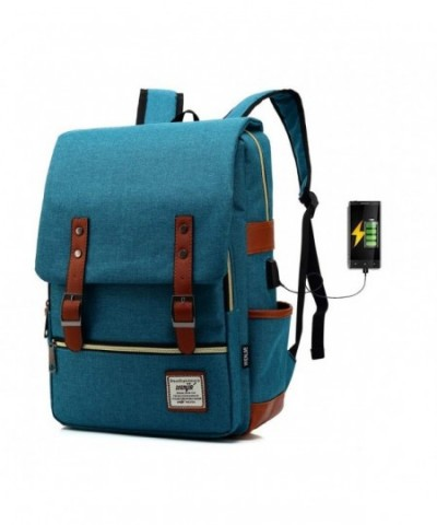 17inch Casual Waterproof Backpack Rucksack