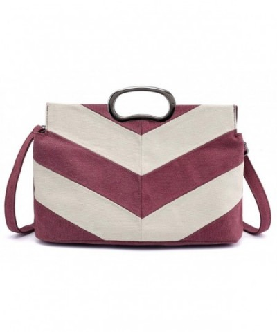 Canvas Shoulder Casual Handbags Messenger