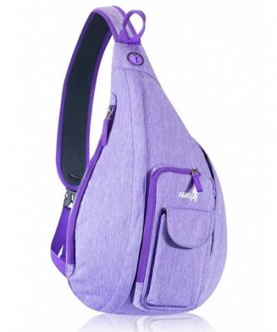 Waterproof Sling Women Shoulder Backpack