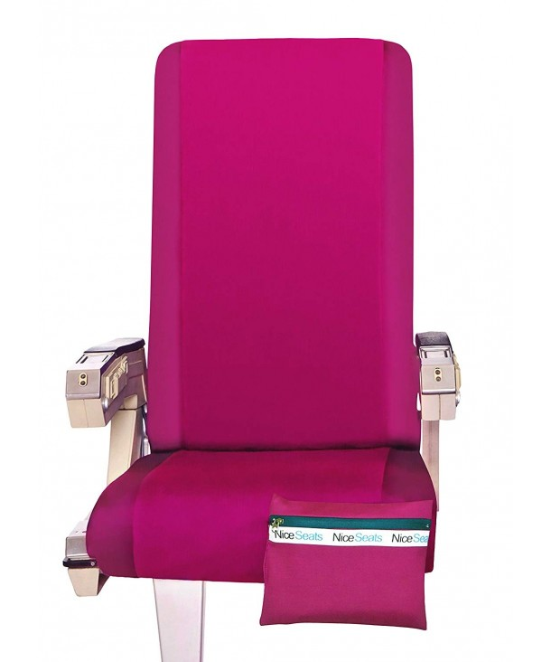 NiceSeats NS_C_003 Seat Cover Magenta