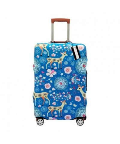 XMBHome Printed Luggage Suitcase Protective